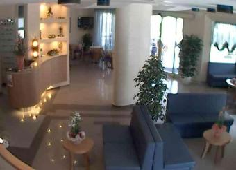 Rimini webcam - Hotel Paris, Bellaria, Rimini webcam, Emilia-Romagna, Rimini