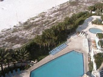 Gulf Shores webcam - Eden Condominium webcam, Alabama, Baldwin County