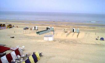 De Panne webcam - De Panne Beach webcam, Flanders, West Flanders