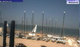 Knokke-Heist webcam - RBSC - Knokke-Duinbergen webcam, Flanders, West Flanders