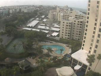 Fort Myers webcam - Pointe Estero Beach Resort webcam, Florida, Lee County