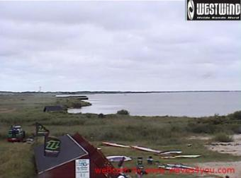 Hvide Sande webcam - Hvide Sande North webcam, Jutland, Ringkjobing County