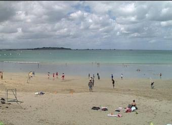 Lancieux webcam - Lancieux webcam, Bretagne, Cotes-d'Armor