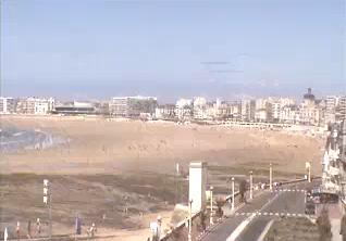 Les Sables-d'Olonne webcam - Les Sables-d'Olonne Bay View webcam, Pays de la Loire, Vendee