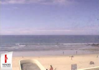 Les Sables-d'Olonne webcam - Les Sables - Tanchet 1 webcam, Pays de la Loire, Vendee