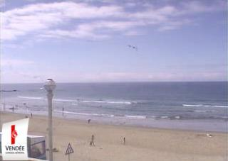 Les Sables-d'Olonne webcam - Les Sables - Tanchet 2 webcam, Pays de la Loire, Vendee