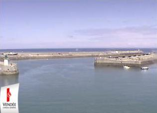 Ile d'Yeu webcam - Ile d'Yeu webcam, Pays de la Loire, Vendee