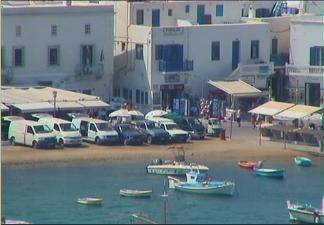 Mykonos webcam - Mykonos Town Live webcam, Cyclades, Cyclades