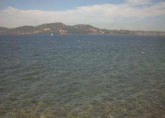 Carqueiranne webcam - Almanarre la Madrague webcam, Provence-Alpes-Cote d'Azur, Var