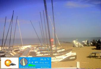 Knokke-Heist webcam - Knokke webcam, Flanders, West Flanders