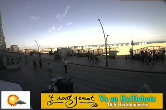 Koksijde webcam - Oostduinkerke webcam, Flanders, West Flanders