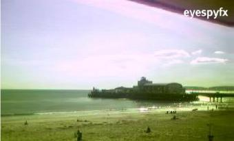 Bournemouth webcam - Bournemouth Surfing Centre webcam, England, Dorset