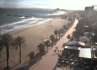 Roses webcam - Montecarlo Canal webcam, Catalonia, Girona