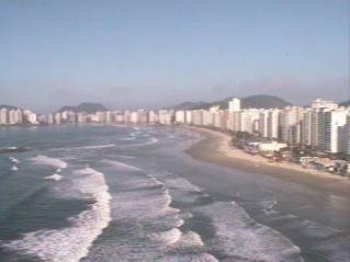 Guaruja webcam - Pitangueiras Guaruja webcam, Sao Paulo, Sao Paulo