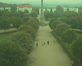 Putbus webcam - IT College Putbus webcam, Mecklenburg-Vorpommern, Ruegen