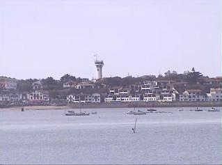 Saint-Jean-de-Luz webcam - Saint-Jean-de-Luz Lighthouse webcam, Aquitaine, Pyrenees-Atlantiques