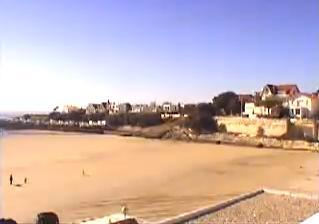 Royan webcam - Pontaillac - Pointe de la Falaise webcam, Poitou Charentes, Charente-Maritime