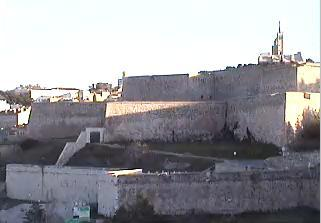 Marseille webcam - Marseille - Fort Saint Nicolas webcam, Provence-Alpes-Cote d'Azur, Bouches-du-Rhone