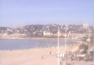 Marseille webcam - Marseille - David Beach webcam, Provence-Alpes-Cote d'Azur, Bouches-du-Rhone