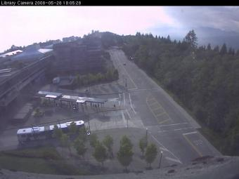 Burnaby webcam - University Drive North webcam, British Columbia, Metro Vancouver