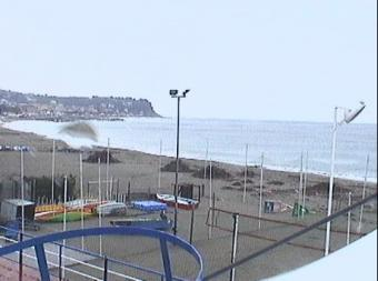 Albissola Marina webcam - Mirage Club webcam, Liguria, Savona