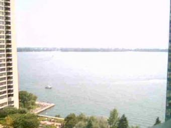 Toronto webcam - Toronto Harbour webcam, Durham Region, Ontario