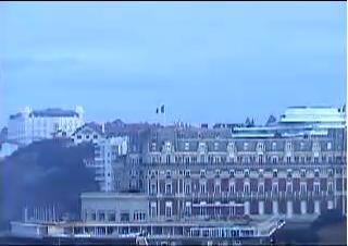 Biarritz webcam - Biarritz - Lighthouse webcam, Aquitaine, Pyrenees-Atlantiques
