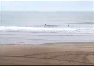 Biarritz webcam - Biarritz Central Beach webcam, Aquitaine, Pyrenees-Atlantiques
