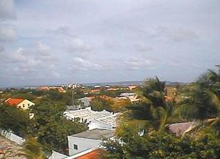 Bonaire webcam - Richter Art Gallery Rooftop webcam, Bonaire, Bonaire