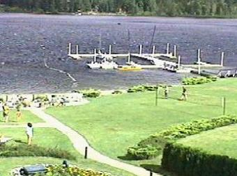 Shawnigan Lake webcam - Shawnigan Lake webcam, British Columbia, Vancouver Island