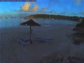 Anguilla webcam - Sandy Ground webcam, Anguilla, Anguilla