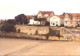Royan webcam - Pontaillac - Seaside Villas 1 webcam, Bay of Biscay, Charente-Maritime