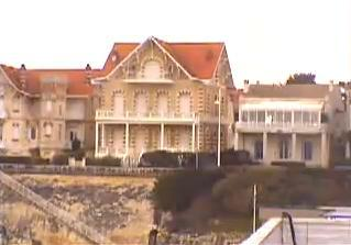 Royan webcam - Pontaillac - Seaside Villas 2 webcam, Bay of Biscay, Charente-Maritime