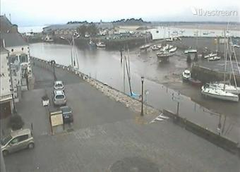 Croisic webcam - Restaurant Le Cardinal webcam, Pays de la Loire, Loire-Atlantique