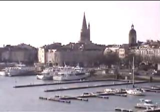 La Rochelle webcam - The Old Port La Rochelle webcam, Bay of Biscay, Charente-Maritime