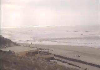 Biscarrosse webcam - Biscarrosse South Beach webcam, Aquitaine, Landes