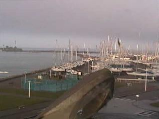 Le Havre webcam - Le Havre Port webcam, Haute-Normandie, Seine-Maritime