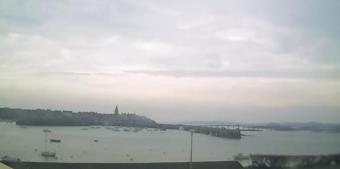 Roscoff webcam - Port du Roscoff webcam, Bretagne, Finistere