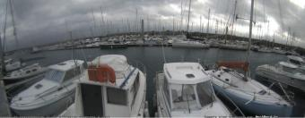 Saint-Quay-Portrieux webcam - Port d'Armor Marina webcam, Bretagne, Cotes-d'Armor