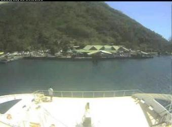 Papeete webcam - Aremiti Ferry, Papeete webcam, Society Islands, Tahiti