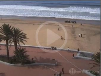 Agadir webcam - Agadir Tourist Resort webcam, Souss-Massa-Draa, Agadir