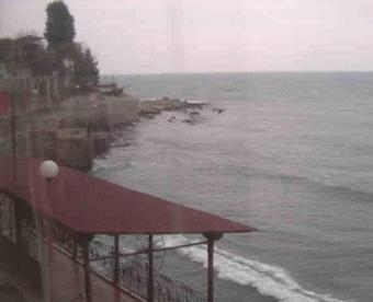 Nesebar webcam - Restaurant Zornitza webcam, Burgas, Nesebar