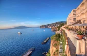Sorrento webcam - Sorrento Ocean View webcam, Campania, Naples