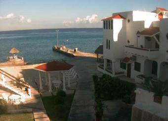 Cozumel webcam - Scuba Club Cozumel Dive Resort webcam, Quintana Roo, Quintana Roo