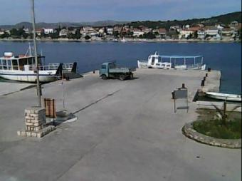 Krapanj webcam - Krapanj webcam, Dalmatia, Sibenik-Knin
