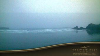 Tofino webcam - Long Beach Lodge Resort webcam, British Columbia, Vancouver Island