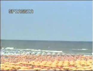 Rimini webcam - Rimini webcam, Emilia-Romagna, Rimini