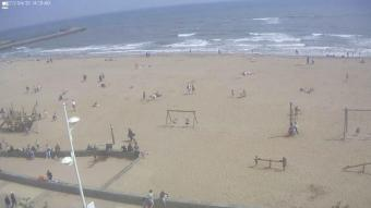 Valras-Plage webcam - Hotel Mira-Mar webcam, Languedoc-Roussillon, Herault