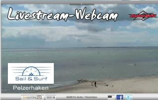 Neustadt in Holstein webcam - Sail & Surf Pelzerhaken webcam, Schleswig-Holstein, Ostholstein