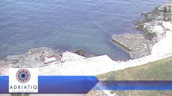 Jelsa webcam - Fontana Resort webcam, Dalmatia, Split-Dalmatia
